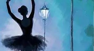 Masterpiece Ankara Resim - Karanlıkta Dans Etkinlik Afişi