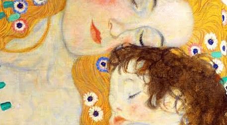 Masterpiece Galata Resim - Klimt - Anne ve Çocuk Etkinlik Afişi