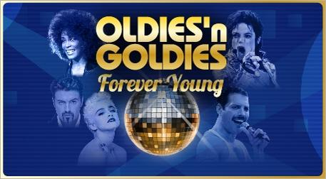 Oldies'n Goldies Forever Young Etkinlik Afişi