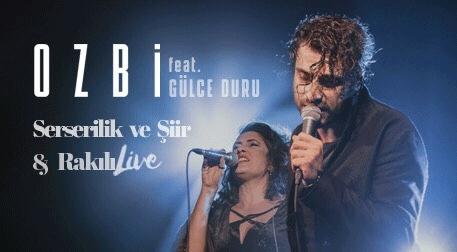 Ozbi ft. Gülce Duru Etkinlik Afişi