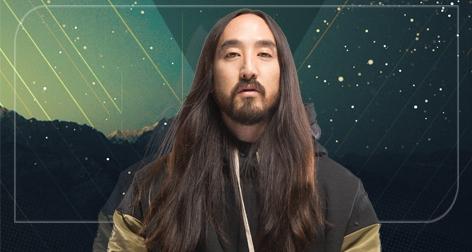 Steve Aoki Etkinlik Afişi