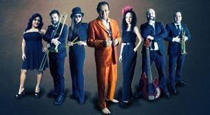 Ayhan Sicimoğlu & Latin All Stars Etkinlik Afişi