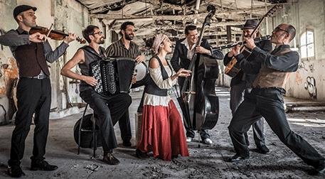 Barcelona Gipsy Balkan Orchestra Etkinlik Afişi