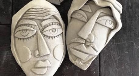 Masterpiece Ankara Heykel - Picasso Suratlar Etkinlik Afişi