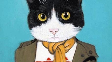Masterpiece Galata Resim - Hipster Etkinlik Afişi