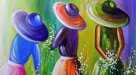Masterpiece Galata Resim - Ladies Etkinlik Afişi