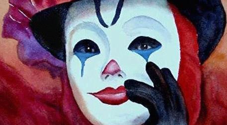 Masterpiece Galata Resim - Maskeli Balo Etkinlik Afişi