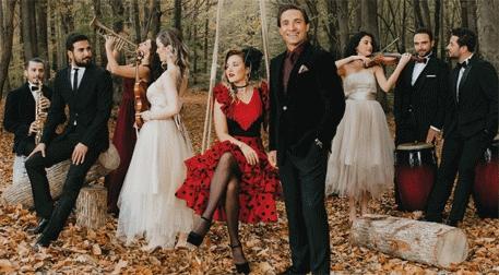 Sevgililer Günü'nde Enbe Orkestrası Sait Halim Paşa Yalısı'nda Etkinlik Afişi