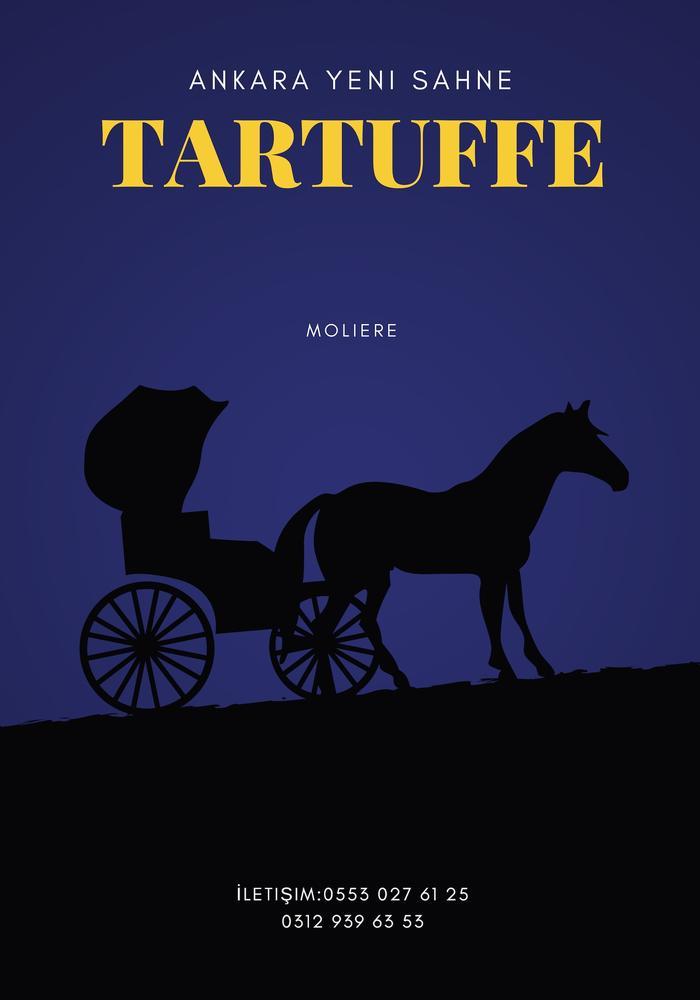 Tartuffe Etkinlik Afişi