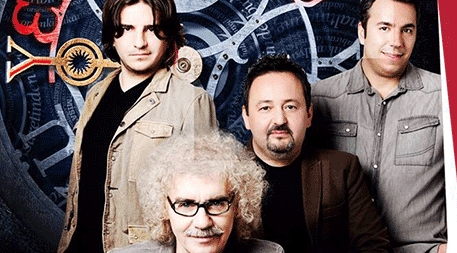 Yeni Türkü 40. Yıl Konseri Etkinlik Afişi