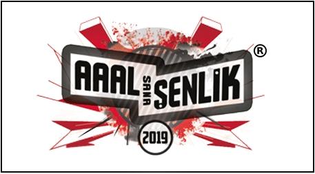 AAAL Sana Şenlik 2019 Kombine Etkinlik Afişi