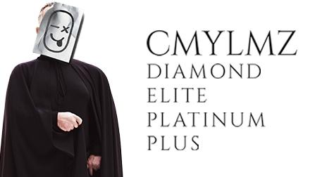 CMYLMZ - Diamond - Elite - Platinum - Plus Etkinlik Afişi
