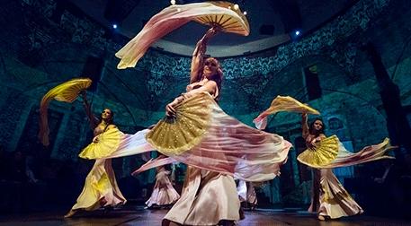 Dansın Ritmi Etkinlik Afişi