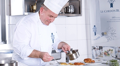 Hafif Fransız Yemekleri Demo Dersi Etkinlik Afişi