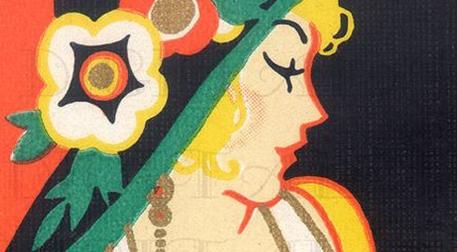 Masterpiece Galata Resim - Çiçekçi Kız Etkinlik Afişi