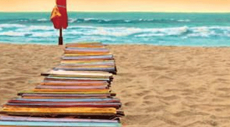 Masterpiece Galata Resim - Summer Vibes Etkinlik Afişi