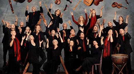 Vokal Barok Hazineler: Bach & Vivaldi & Handel Etkinlik Afişi