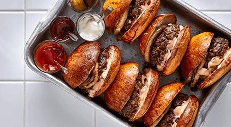 MSA- Burger&Fries Etkinlik Afişi