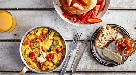 MSA- Kahvaltı Keyfi Etkinlik Afişi