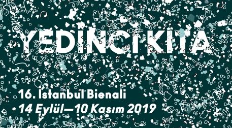 16. İstanbul Bienali Rehberli Tur Etkinlik Afişi
