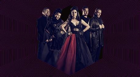 Evanescence Etkinlik Afişi